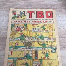 Tebeos: TBO Nº 281. BUIGAS, ESTIVILL Y VIÑA 1962. Lote 278176448
