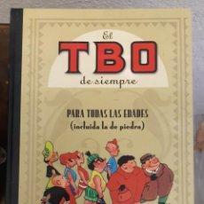 Tebeos: EL TBO DE SIEMPRE. TOMO Nº1. PARA TODAS LAS EDADES (INCLUIDA LA DE PIEDRA). TAPA DURA. Lote 278351553