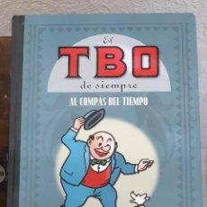 Tebeos: EL TBO DE SIEMPRE. TOMO Nº2. AL COMPÁS DEL TIEMPO. TAPA DURA. Lote 278351703