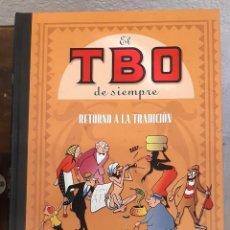 Tebeos: EL TBO DE SIEMPRE. TOMO Nº3. RETORNO A LA TRADICIÓN. TAPA DURA. Lote 278353223