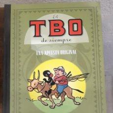 Tebeos: EL TBO DE SIEMPRE. TOMO Nº4. UNA APUESTA ORIGINAL. TAPA DURA. Lote 278353343