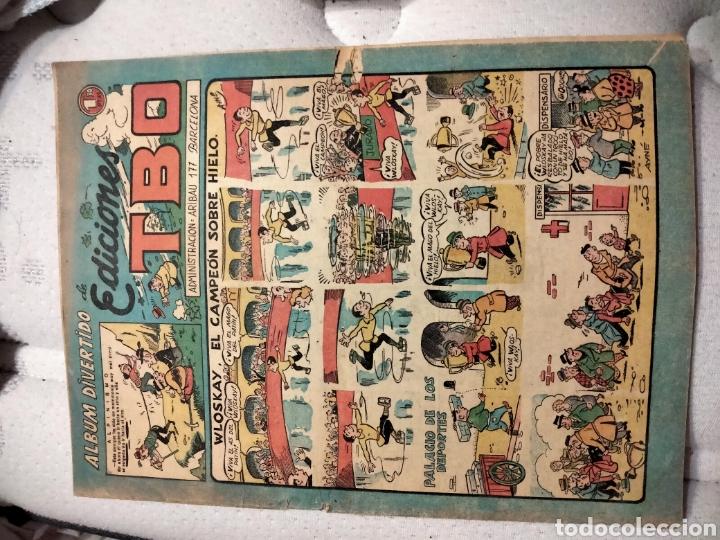 EDICIONES TBO EL CAMPEÓN SOBRE HIELO (Tebeos y Comics - Buigas - TBO)