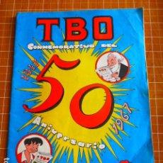 Tebeos: TBO ESPECIAL 1967 50 ANIVERSARIO DE BUIGAS. Lote 286333223