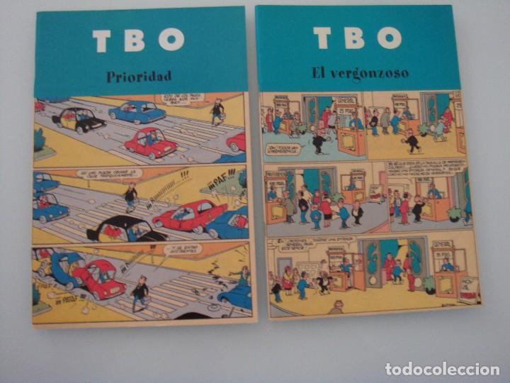2 COMIC TBO (Tebeos y Comics - Buigas - TBO)