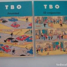 Tebeos: 2 COMIC TBO. Lote 286355083