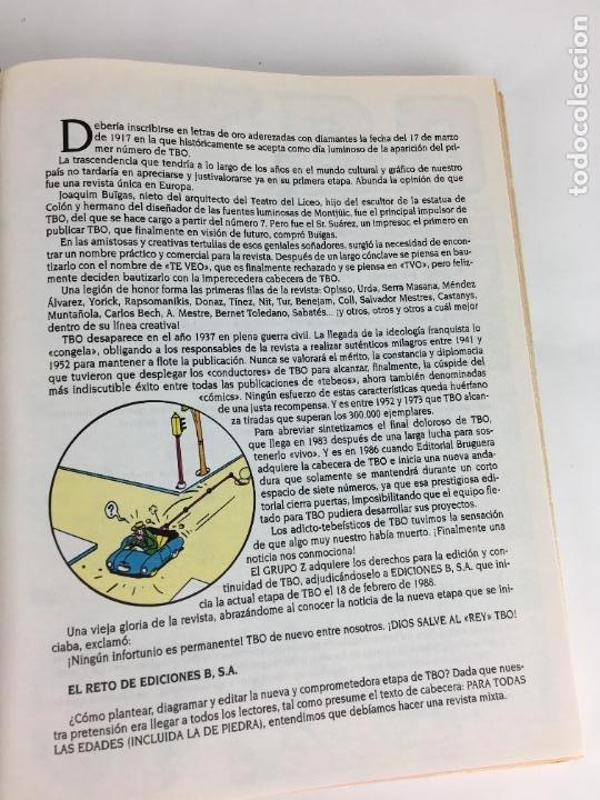 Tebeos: TBO el TBO de siempre 6 tomos colección completa 1995 EDICIONES B - Foto 6 - 286954358