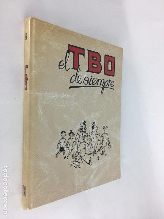 Tebeos: TBO el TBO de siempre 6 tomos colección completa 1995 EDICIONES B - Foto 10 - 286954358