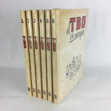 Tebeos: TBO EL TBO DE SIEMPRE 6 TOMOS COLECCIÓN COMPLETA 1995 EDICIONES B. Lote 286954358