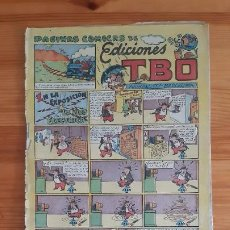 Tebeos: TABEOS. TBO - ARIBAU 177. BARCELONA. EN LA EXPOSICIÓN DE LA VIDA ELÉCTRICA. Lote 287667088