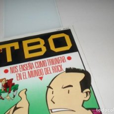 Tebeos: TBO 4.EDITORIAL BRUGUERA,AÑO 1986.. Lote 287815888