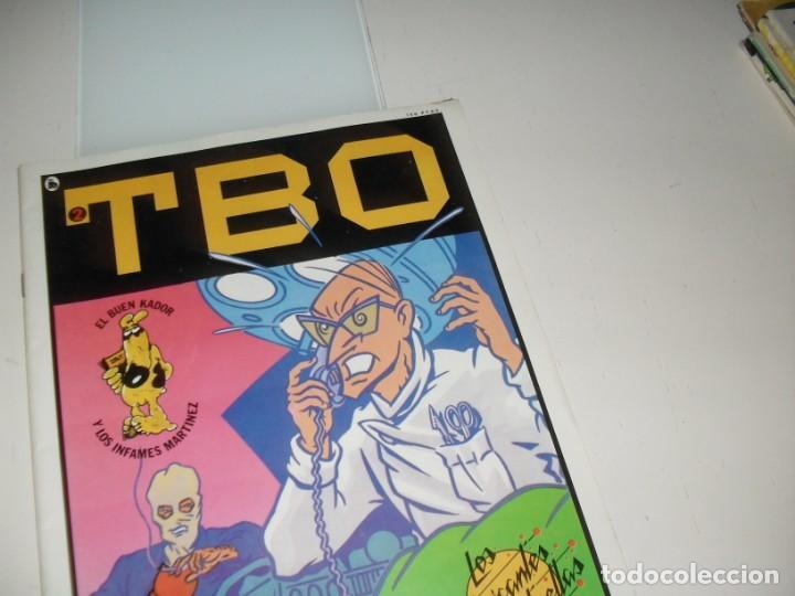 TBO 2.EDITORIAL BRUGUERA,AÑO 1986. (Tebeos y Comics - Buigas - TBO)