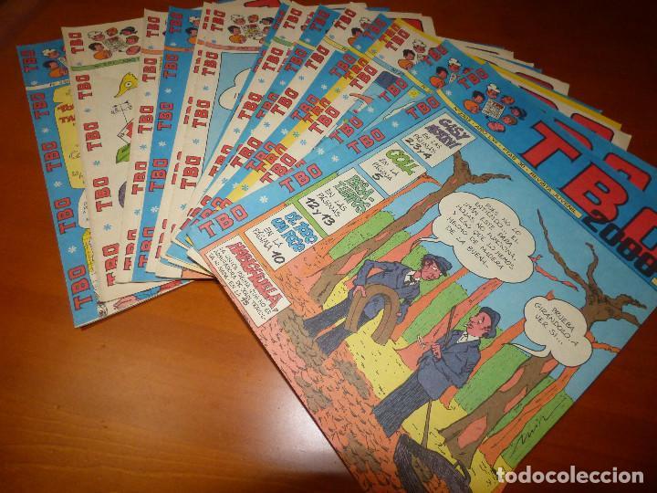 TBO.2000 (Tebeos y Comics - Buigas - TBO)