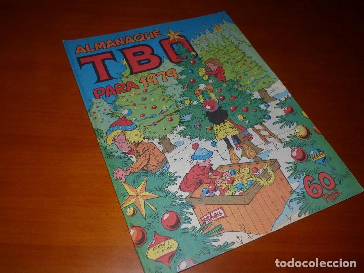 TBO.ALMANAQUE,1979 (Tebeos y Comics - Buigas - TBO)
