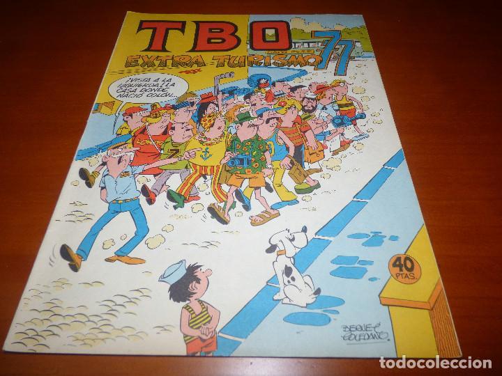 TBO.EXTRA.1977. (Tebeos y Comics - Buigas - TBO)