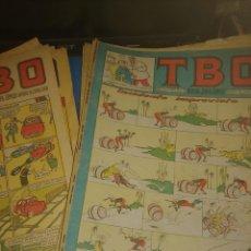 Livros de Banda Desenhada: LOTE DE 31 COMICS TBO. Lote 288132083