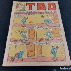 Tebeos: TBO / REVISTA INFANTIL / 497 / 4 PTAS / AÑO 1967 / ROTURA EN PORTADA.. Lote 288340848