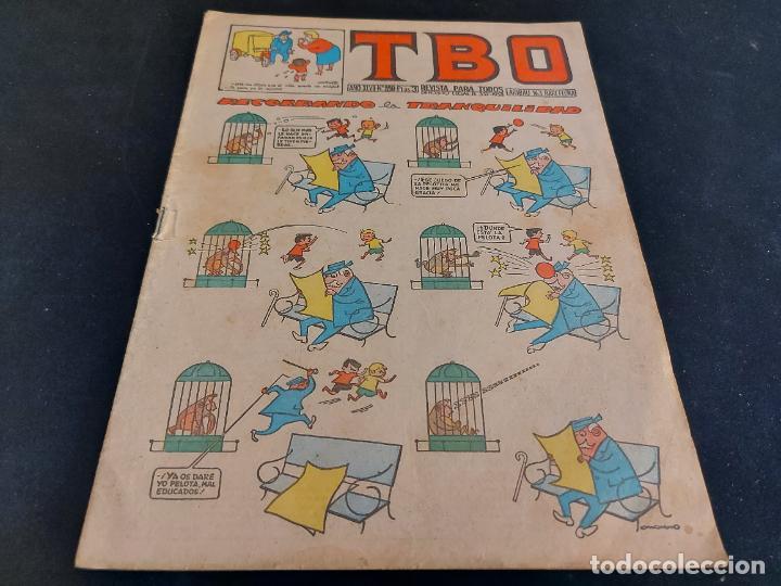 TBO / REVISTA PARA TODOS / 289 / 3 PTAS / USO NORMAL DE LA ÉPOCA. (Tebeos y Comics - Buigas - TBO)