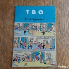 Tebeos: TBO, EL VERGONZOSO. EDICIONES B 2003. Lote 288348763