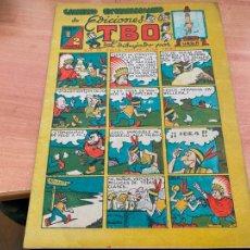Tebeos: TBO ALBUM Nº 1. CUADERNO EXTRAORDINARIO DE URDA (BUIGAS ORIGINAL) (COIB207). Lote 289515513