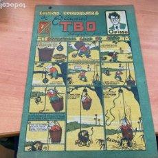 Tebeos: TBO ALBUM Nº 7. CUADERNO EXTRAORDINARIO DE OPISSO (BUIGAS ORIGINAL) (COIB207). Lote 289516453