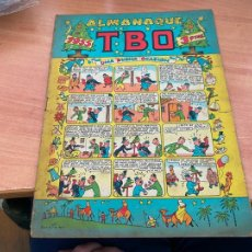 Tebeos: TBO ALMANAQUE PARA 1955. (ORIGINAL BUIGAS) (COIB207). Lote 289752048