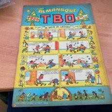 Tebeos: TBO ALMANAQUE PARA 1959 CONTRAPORTADA FIGURAS BELEN OPISSO . (ORIGINAL BUIGAS) (COIB207). Lote 289752218