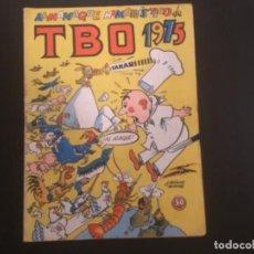 Livros de Banda Desenhada: COMIC EDITORIAL BUIGAS TBO ALMANAQUE HUMORÍSTICO 1975. Lote 290765928