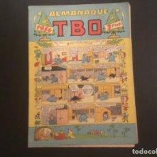 Livros de Banda Desenhada: COMIC EDITORIAL BUIGAS TBO RECORTABLE BELEN OPISSO ALMANAQUE 1956. Lote 290774778