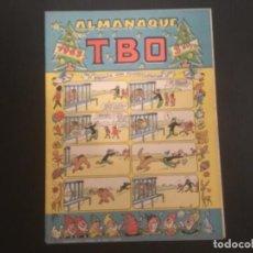 Livros de Banda Desenhada: COMIC EDITORIAL BUIGAS TBO RECORTABLE BELEN OPISSO ALMANAQUE 1963. Lote 290776223