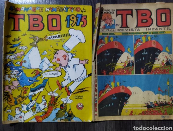 Tebeos: Lote de 14 TBOS años 60-70 - Foto 2 - 289595563