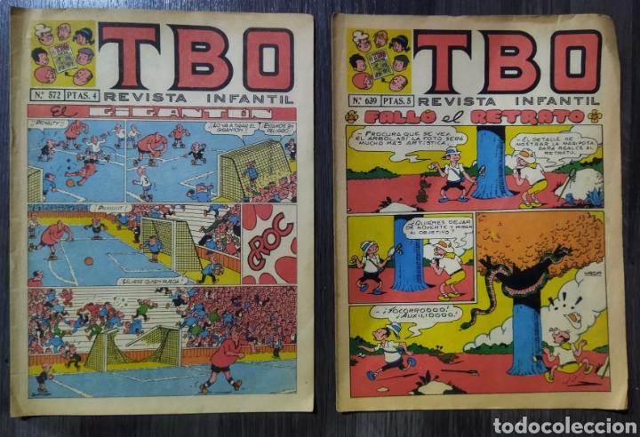 Tebeos: Lote de 14 TBOS años 60-70 - Foto 3 - 289595563