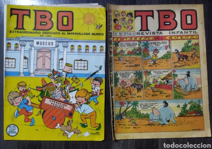 Tebeos: Lote de 14 TBOS años 60-70 - Foto 5 - 289595563