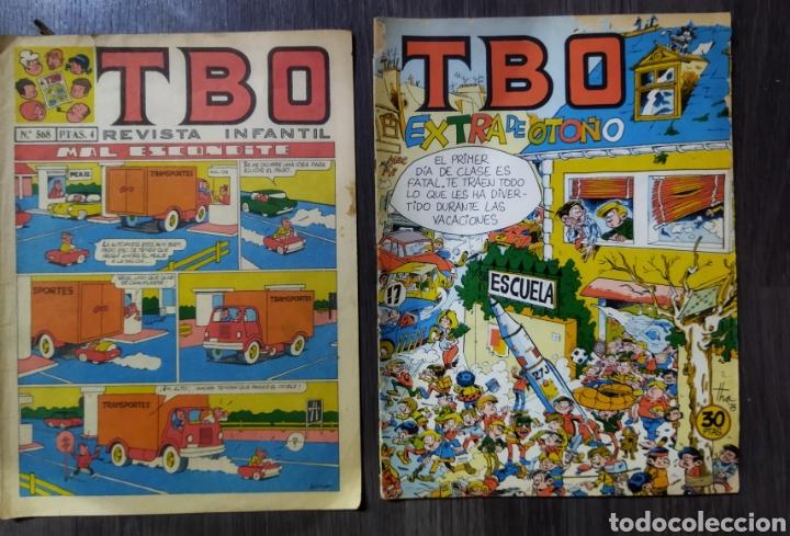 Tebeos: Lote de 14 TBOS años 60-70 - Foto 6 - 289595563