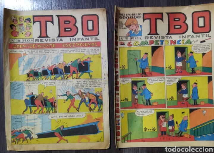 Tebeos: Lote de 14 TBOS años 60-70 - Foto 7 - 289595563