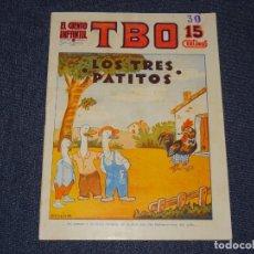Tebeos: (M0) EL CUENTO INFANTIL SUPLEMENTO DEL TBO, BENEJAM, RECORTABLE GUARDARROPA MODA SHIRLEY TEMPLE. Lote 291191978