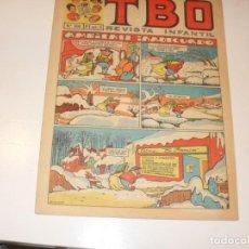 Livros de Banda Desenhada: TBO SEGUNDA EPOCA 590.EL DE TODA LA VIDA.EDITORIAL BUIGAS,AÑO 1952.. Lote 292060708