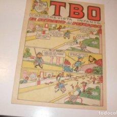 Livros de Banda Desenhada: TBO SEGUNDA EPOCA 510.EL DE TODA LA VIDA.EDITORIAL BUIGAS,AÑO 1952.. Lote 292077463