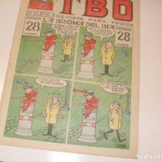 Livros de Banda Desenhada: TBO SEGUNDA EPOCA 374.EL DE TODA LA VIDA.EDITORIAL BUIGAS,AÑO 1952.. Lote 292124448