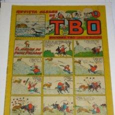 Tebeos: (M7) TBO - REVISTA ALEGRE DE TBO N.32 - EDT BUIGAS, BUEN ESTADO. Lote 293776298