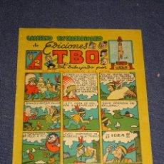 Tebeos: (M7) TBO - CUADERNO EXTRAODINARIO DIBUJADO POR URDA N.1 - EDT BUIGAS, BUEN ESTADO. Lote 293776733