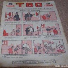 Tebeos: TBO ESPECIAL CON Nº 10 Y OTRAS PORTADAS DE VARIOS AÑOS, EDITADO 1967- -ORIGINAL-LEER DESCRI Y ENVIOS. Lote 293913003