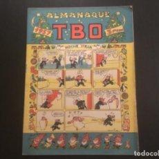 Tebeos: COMIC EDITORIAL BUIGAS TBO RECORTABLE BELEN OPISSO ALMANAQUE 1957. Lote 294561223
