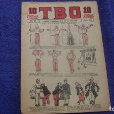 Tebeos: TBO T B O TEBEO AÑOS 30 550 ESTINTIN. Lote 295364843