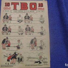 Tebeos: TBO T B O TEBEO AÑOS 30 563 ESTINTIN. Lote 295365293