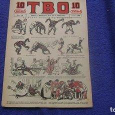 Tebeos: TBO T B O TEBEO AÑOS 30 569 ESTINTIN. Lote 295365438