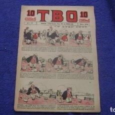 Tebeos: TBO T B O TEBEO AÑOS 30 570 ESTINTIN. Lote 295365453