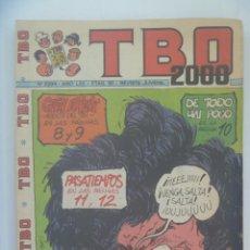 Tebeos: TBO REVISTA JUVENIL 2000 . Nº 2294. 1978. Lote 296849418