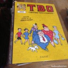 Tebeos: TBO EDICIÓN COLECCIONISTA 1972. Lote 297066833