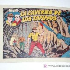 Tebeos: HOMBRES INTREPIDOS Nº 78 LAMY Y PAMIFILIO ORIGINAL DIFICIL. Lote 27182525