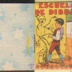 Tebeos: ESCUELA DE DIBUJO. CUENTOS DE CALLEJA. SERIE XIV TOMO 261 A-CALLEJA-246. Lote 24424334